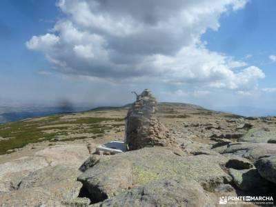 El Calvitero _ Sierra de Béjar y Sierra de Gredos;la faja de las flores ss de los reyes camino schm